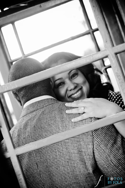 35. Alexandra + Michael Engagement Session | Piedmont Park + Atlantic Station | Fotos by Fola | Atlanta Wedding Photographers