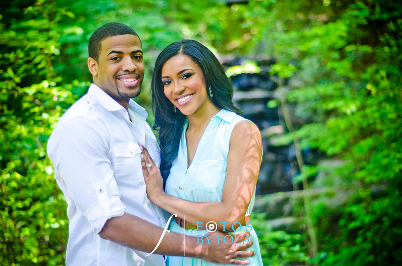 10. Ashley + Phillip Engaged! | Atlanta History Center | Atlantic Station | Atlanta Wedding Photographers | Fotos by Fola