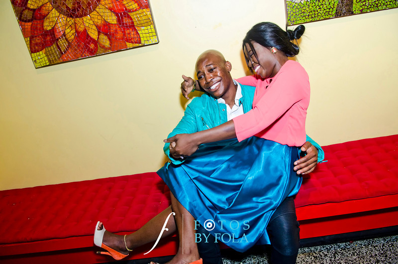 50. College Sweethearts! Oyin + Dotun E-Session | Morris Brown College | Plaza Theatre | Fernbank Museum | Atlanta Wedding Photographers | Fotos by Fola