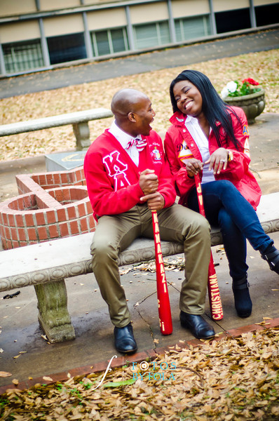 10. College Sweethearts! Oyin + Dotun E-Session | Morris Brown College | Plaza Theatre | Fernbank Museum | Atlanta Wedding Photographers | Fotos by Fola