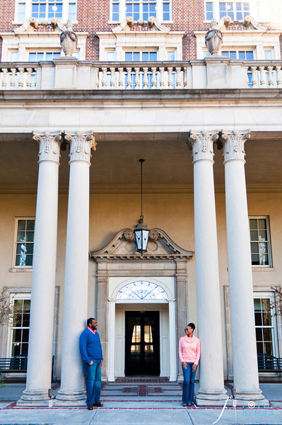 4. Tarah + Rico Engagement Session | Biltmore | Midtown Atlanta | Atlanta Wedding Photographers