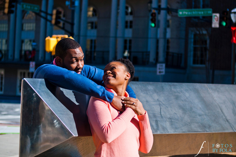 15. Tarah + Rico Engagement Session | Biltmore | Midtown Atlanta | Atlanta Wedding Photographers