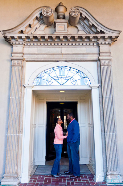 1. Tarah + Rico Engagement Session | Biltmore | Midtown Atlanta | Atlanta Wedding Photographers
