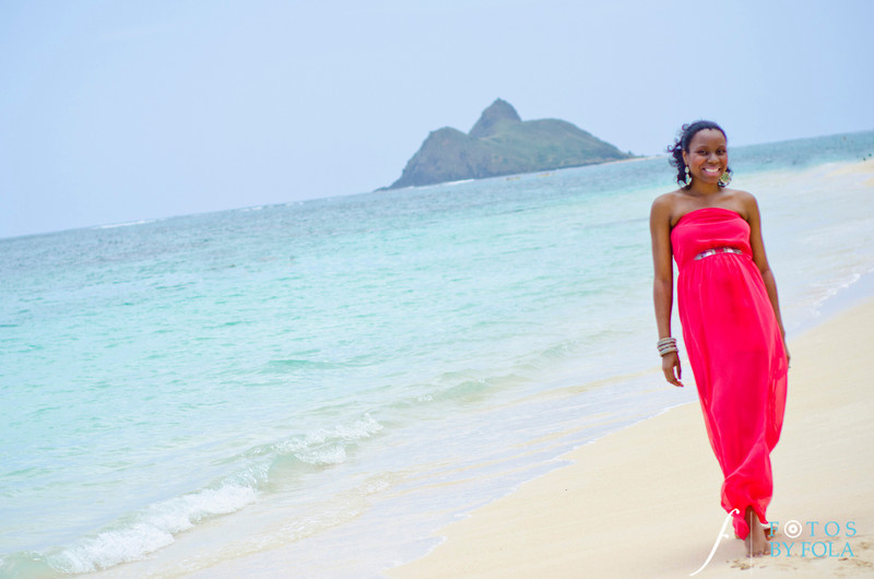 1. Titi's Maternity Session | Kailua Beach | Oahu | Hawaii | Fotos by Fola | Atlanta & Destination Photographer
