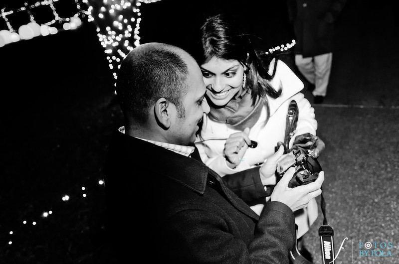 13. Dhaval & Neepa Surprise Proposal