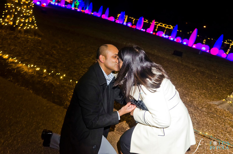17. Dhaval & Neepa Surprise Proposal