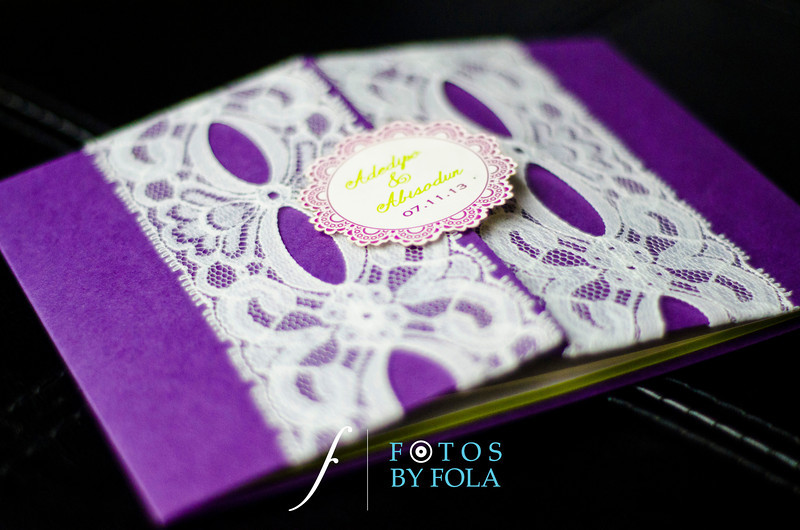1. Bisodun and Dipo Wedding | The Grandeur Events Center Oregun-Ikeja Lagos| Fotos by Fola | Lagos Nigeria
