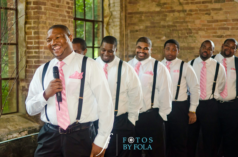 31. Brittany + Jonathan Wedding | The Mill at Yellow River | Atlanta Wedding Photographers | Fotos by Fola