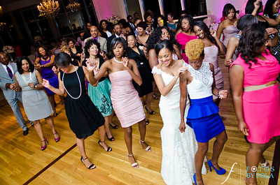 120. Colony + Kellen Wedding | Ashton Gardens | Atlanta Wedding Photographers | Fotos by Fola