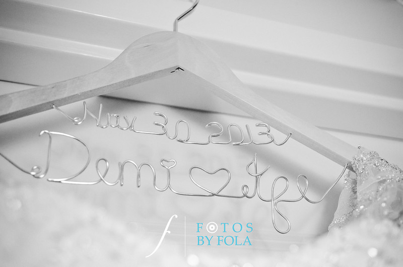 1. Demi + Ife Wedding | Clairmon Hills Baptist Church | Emory Conference Center Hotel | Fotos by Fola | Atlanta Wedding Photographer