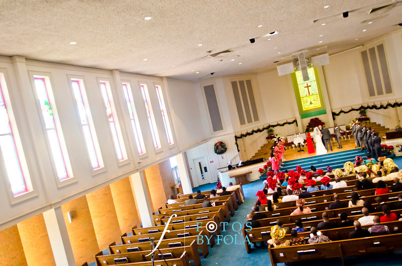 50. Demi + Ife Wedding | Clairmon Hills Baptist Church | Emory Conference Center Hotel | Fotos by Fola | Atlanta Wedding Photographers