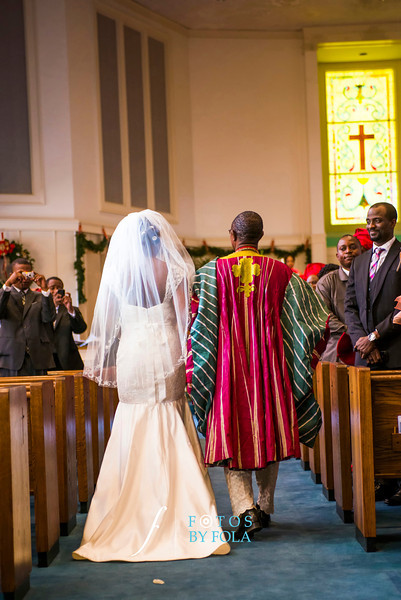 40. Demi + Ife Wedding | Clairmon Hills Baptist Church | Emory Conference Center Hotel | Fotos by Fola | Atlanta Wedding Photographer