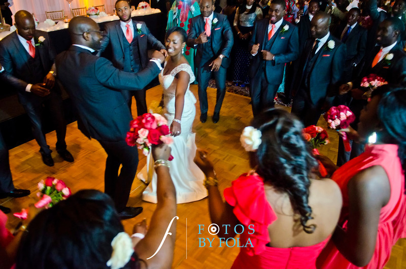 110. Demi + Ife Wedding | Clairmon Hills Baptist Church | Emory Conference Center Hotel | Fotos by Fola | Atlanta Wedding Photographers