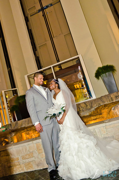 100. Ronica & Christopher Charlotte NC Wedding | Renaissance Suites Hotel Charlotte | Atlanta Wedding Photographers | Fotos by Fola
