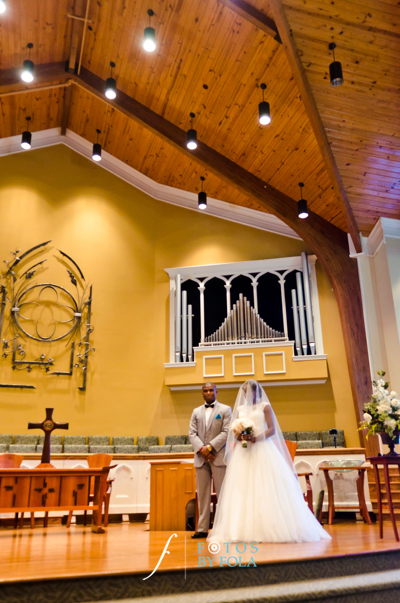 60. Mathilda + Osa Wedding | Pleasant Hill Presbyterian Church | Spring Hall | Atlanta Wedding Photographers | Fotos by Fola