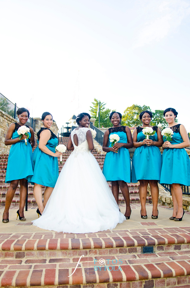 90. Mathilda + Osa Wedding | Pleasant Hill Presbyterian Church | Spring Hall | Atlanta Wedding Photographers | Fotos by Fola