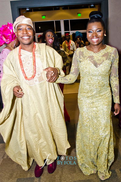160. Oyin + Dotun Wedding | Perimeter Church | Forsyth Conference Center | Atlanta Wedding Photographers | Fotos by Fola