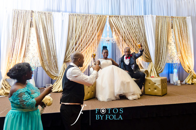 150. Oyin + Dotun Wedding | Perimeter Church | Forsyth Conference Center | Atlanta Wedding Photographers | Fotos by Fola