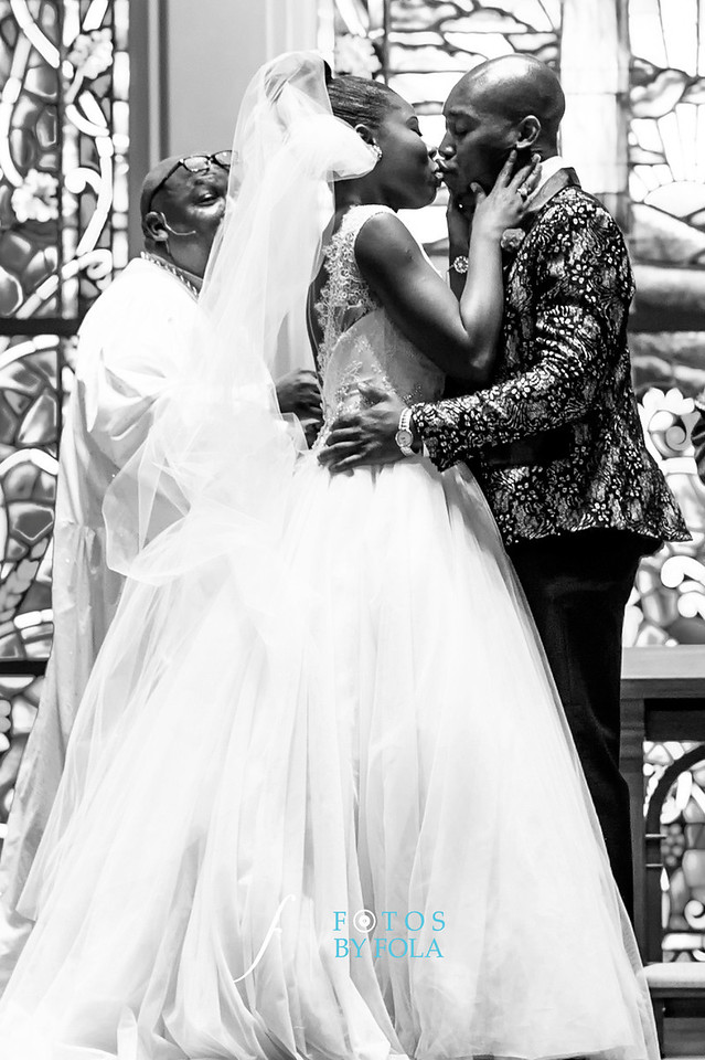 70. Oyin + Dotun Wedding | Perimeter Church | Forsyth Conference Center | Atlanta Wedding Photographers | Fotos by Fola