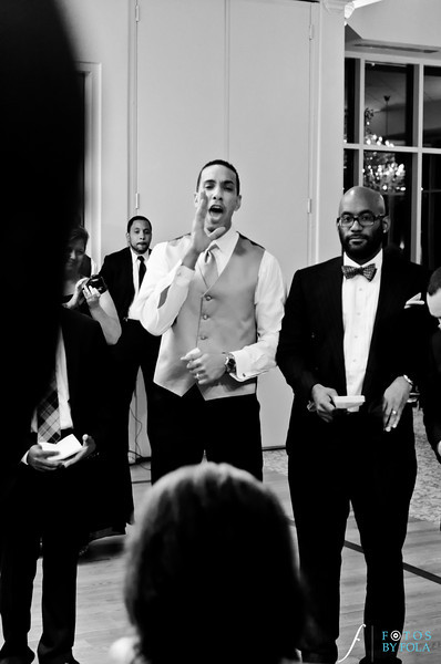 140. Stacie & Morris Wedding | Ashton Gardens | Fotos by Fola | Atlanta Wedding Photographers