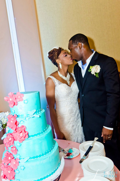 110. Chioma & Arinze Tampa Wedding | Mainsail Suites Hotel Tampa FL | Fotos by Fola | Atlanta Wedding Photographers