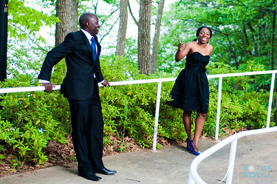 17. Titi & Remi Engagement Session | Stone Mountain Park | Fotos by Fola | Atlanta Wedding Photographer
