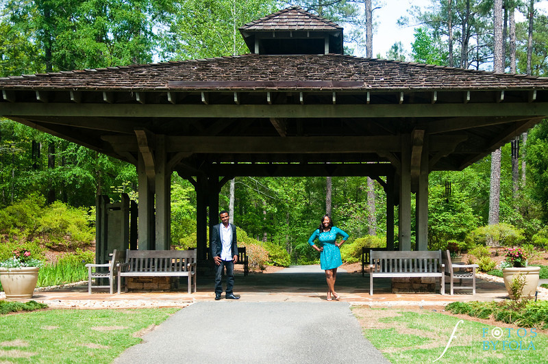 30. Aimee & Sam Engagement Session | Callaway Gardens | Atlanta Wedding Photographer | Fotos by Fola