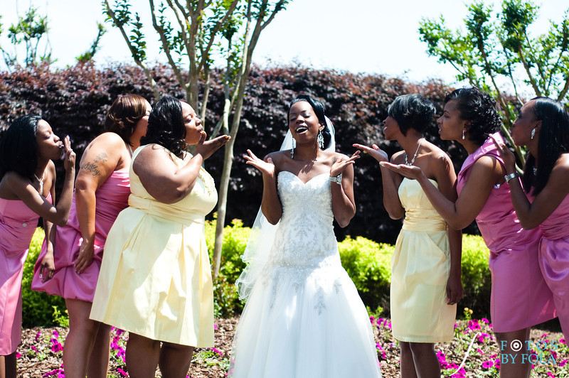 32. CherDon & Gregory Wedding | Berkely Hills Country Club Duluth | Atlanta Wedding Photographer | Fotos by Fola