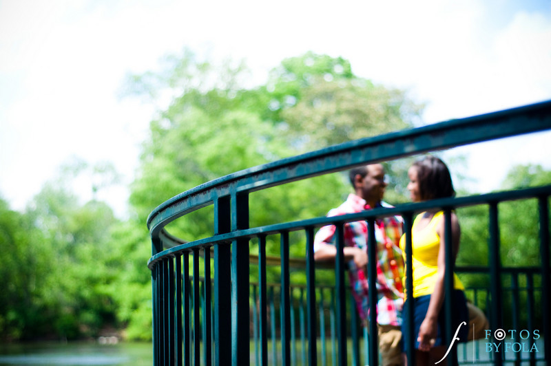7. Raymond's Surprise Proposal | Piedmont Park Atlanta | Atlanta Wedding Photographer | Fotos by Fola