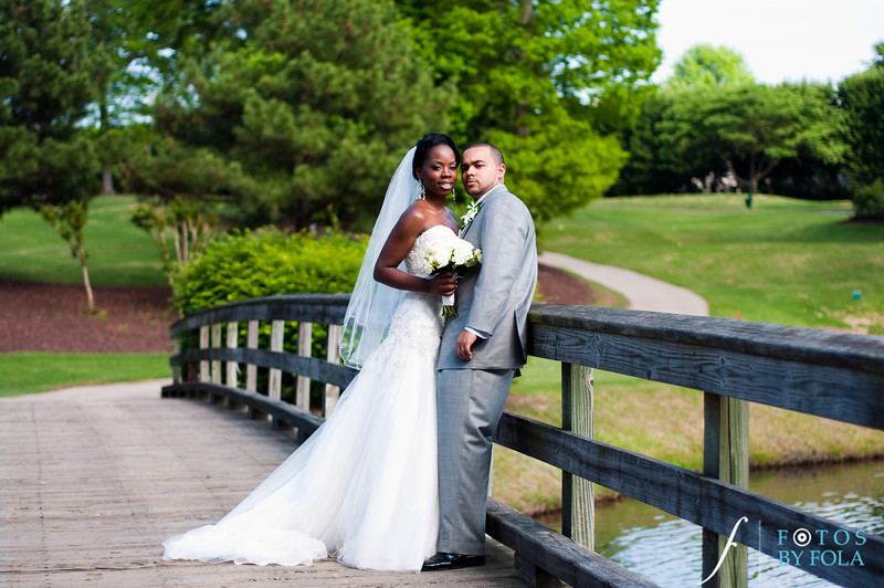 57. CherDon & Gregory Wedding | Berkely Hills Country Club Duluth | Atlanta Wedding Photographer | Fotos by Fola