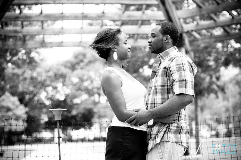 20. Raymond's Surprise Proposal | Piedmont Park Atlanta | Atlanta Wedding Photographer | Fotos by Fola
