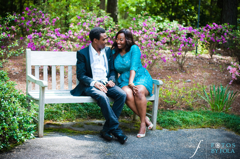 25. Aimee & Sam Engagement Session | Callaway Gardens | Atlanta Wedding Photographer | Fotos by Fola