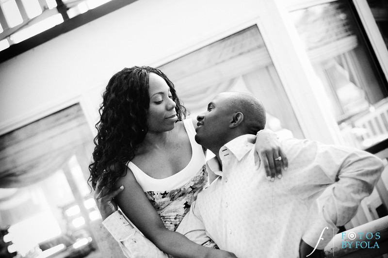 11. Titi & Remi Engagement Session | Stone Mountain Park | Fotos by Fola | Atlanta Wedding Photographer