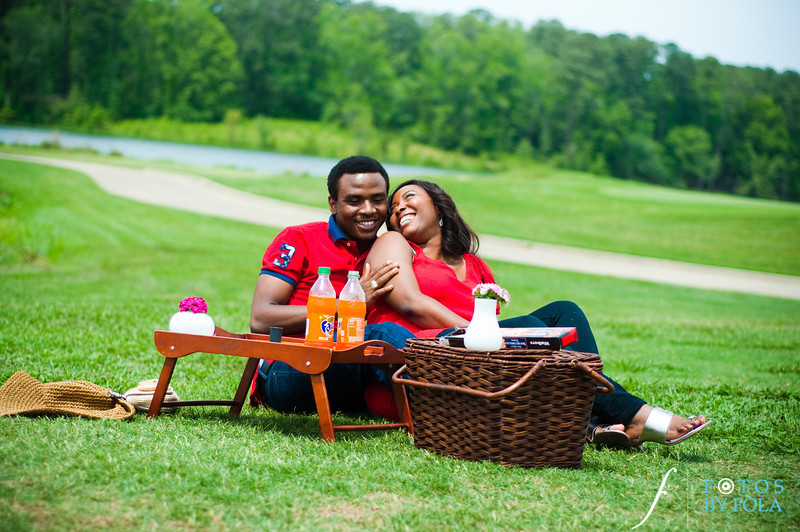 15. Aimee & Sam Engagement Session | Callaway Gardens | Atlanta Wedding Photographer | Fotos by Fola