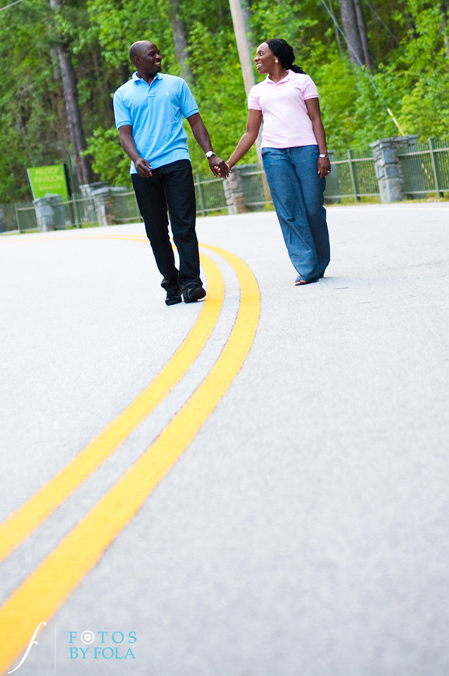 34. Titi & Remi Engagement Session | Stone Mountain Park | Fotos by Fola | Atlanta Wedding Photographer
