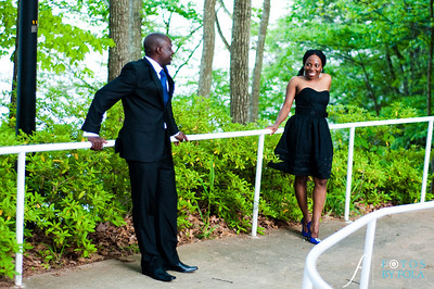 16. Titi & Remi Engagement Session | Stone Mountain Park | Fotos by Fola | Atlanta Wedding Photographer