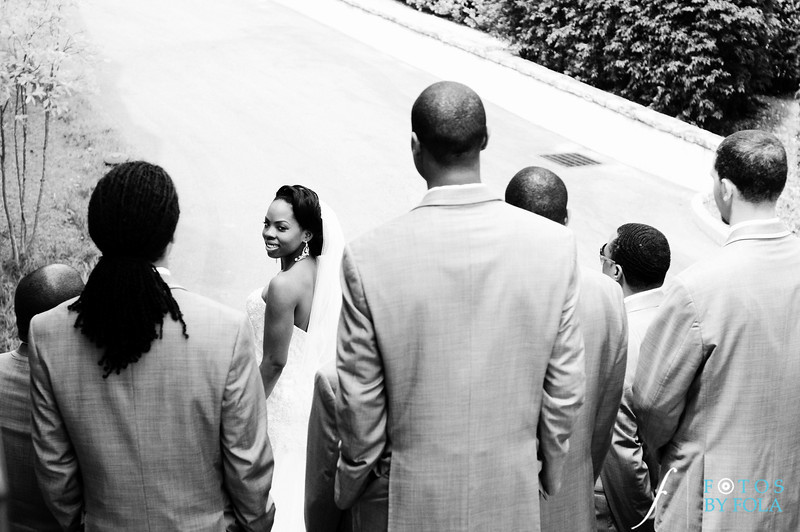 33. CherDon & Gregory Wedding | Berkely Hills Country Club Duluth | Atlanta Wedding Photographer | Fotos by Fola