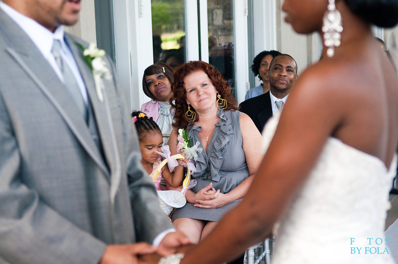 40. CherDon & Gregory Wedding | Berkely Hills Country Club Duluth | Atlanta Wedding Photographer | Fotos by Fola