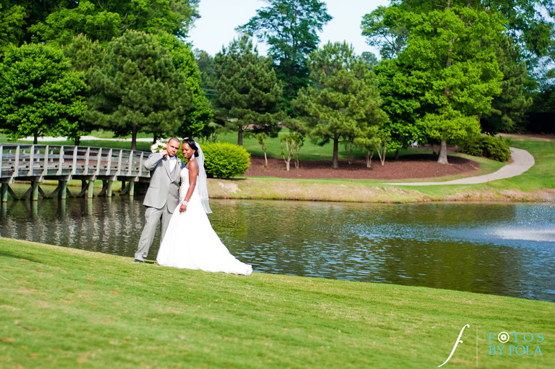 64. CherDon & Gregory Wedding | Berkely Hills Country Club Duluth | Atlanta Wedding Photographer | Fotos by Fola