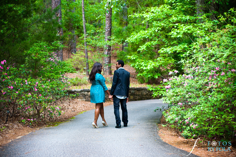 32. Aimee & Sam Engagement Session | Callaway Gardens | Atlanta Wedding Photographer | Fotos by Fola
