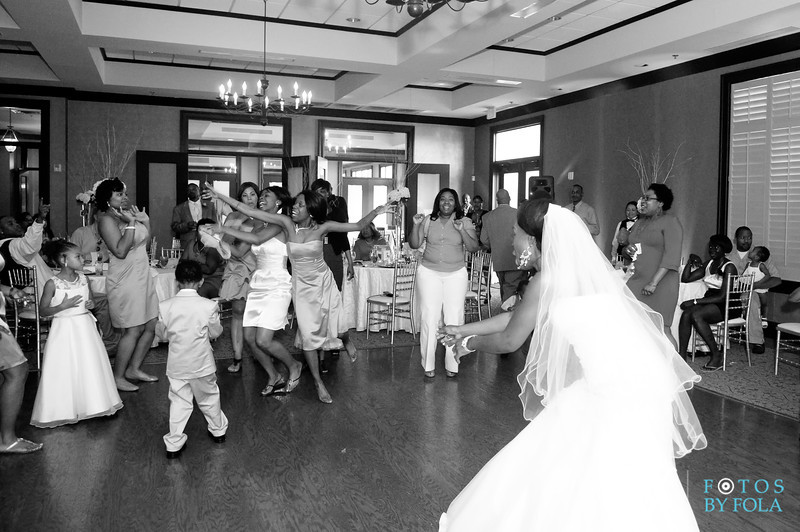 84. CherDon & Gregory Wedding | Berkely Hills Country Club | Atlanta Wedding Photographer | Fotos by Fola