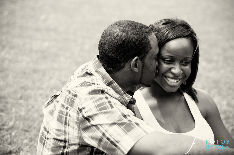 2. Raymond's Surprise Proposal | Piedmont Park Atlanta | Atlanta Wedding Photographer | Fotos by Fola