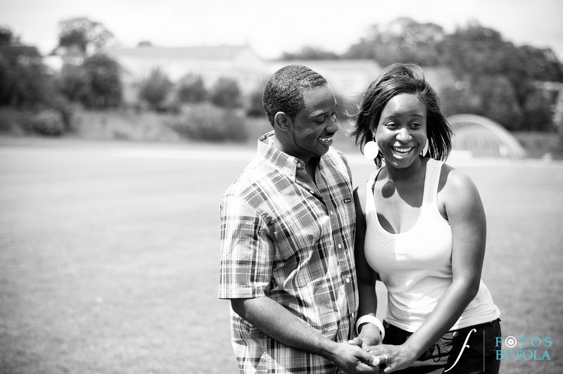 32. Raymond's Surprise Proposal | Piedmont Park Atlanta | Atlanta Wedding Photographer | Fotos by Fola