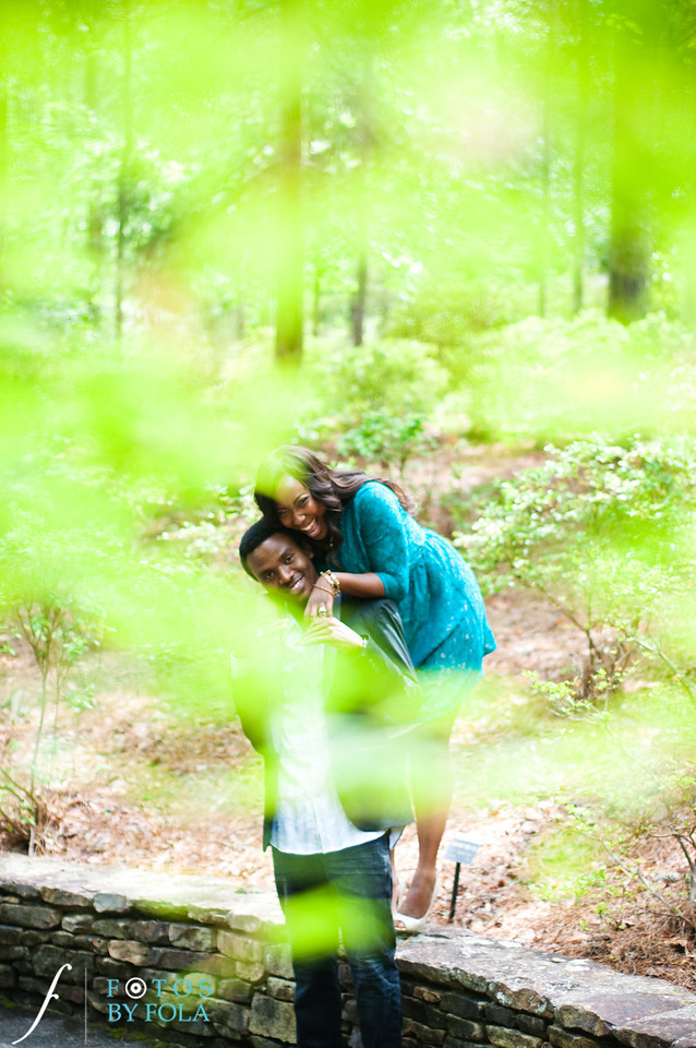 33. Aimee & Sam Engagement Session | Callaway Gardens | Atlanta Wedding Photographer | Fotos by Fola