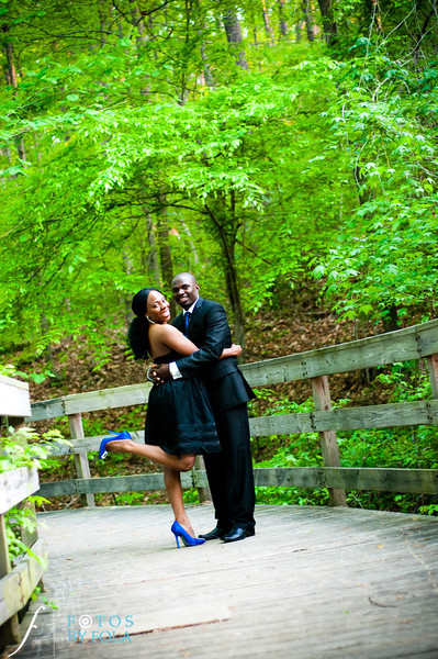21. Titi & Remi Engagement Session | Stone Mountain Park | Fotos by Fola | Atlanta Wedding Photographer
