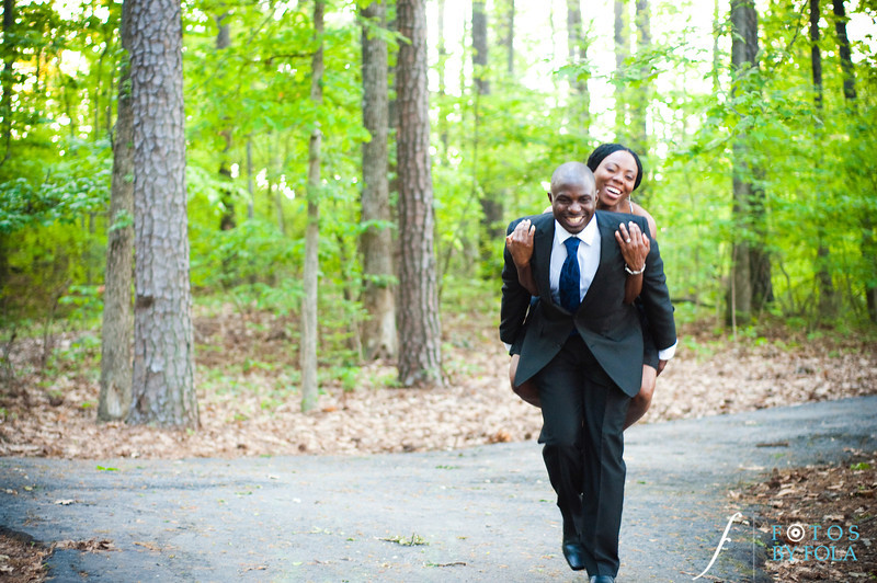 27. Titi & Remi Engagement Session | Stone Mountain Park | Fotos by Fola | Atlanta Wedding Photographer