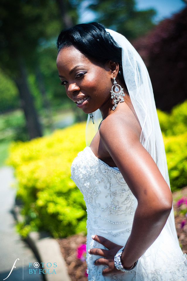 30. CherDon & Gregory Wedding | Berkely Hills Country Club Duluth | Atlanta Wedding Photographer | Fotos by Fola