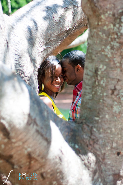 10. Raymond's Surprise Proposal | Piedmont Park Atlanta | Atlanta Wedding Photographer | Fotos by Fola