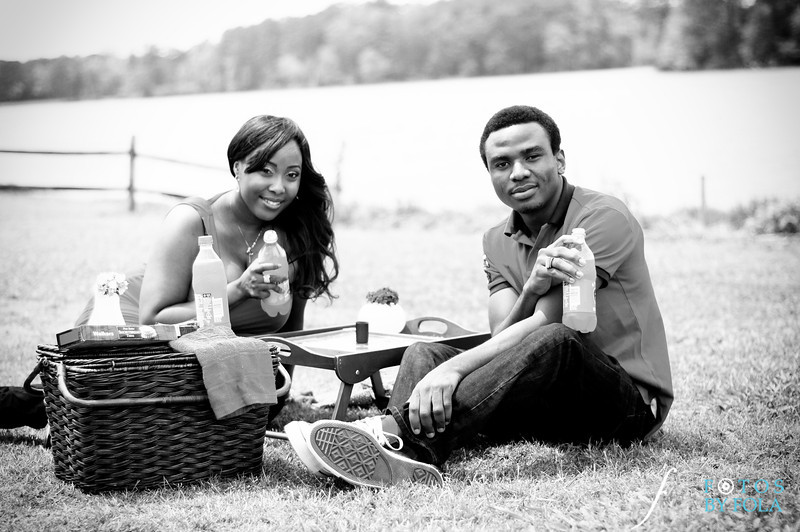 14. Aimee & Sam Engagement Session | Callaway Gardens | Atlanta Wedding Photographer | Fotos by Fola