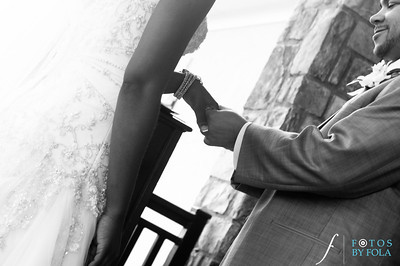 46. CherDon & Gregory Wedding | Berkely Hills Country Club Duluth | Atlanta Wedding Photographer | Fotos by Fola